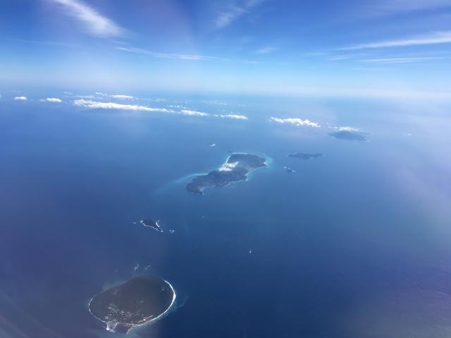 往復大型客船で行く 伊豆諸島!神津島3日間 1泊2食付