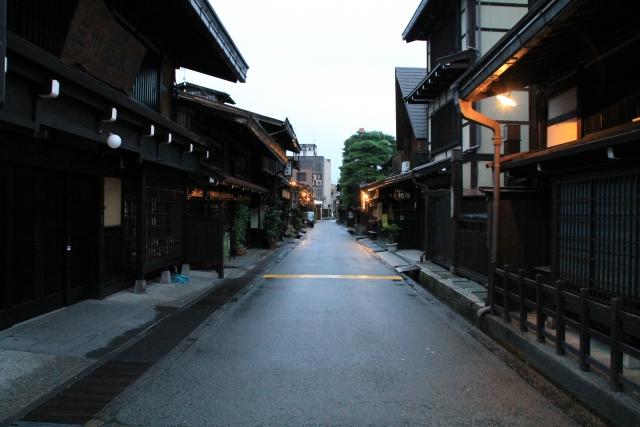JRで行く 飛騨・高山2日間 14日間まで延泊及び列車だけの延長可!
